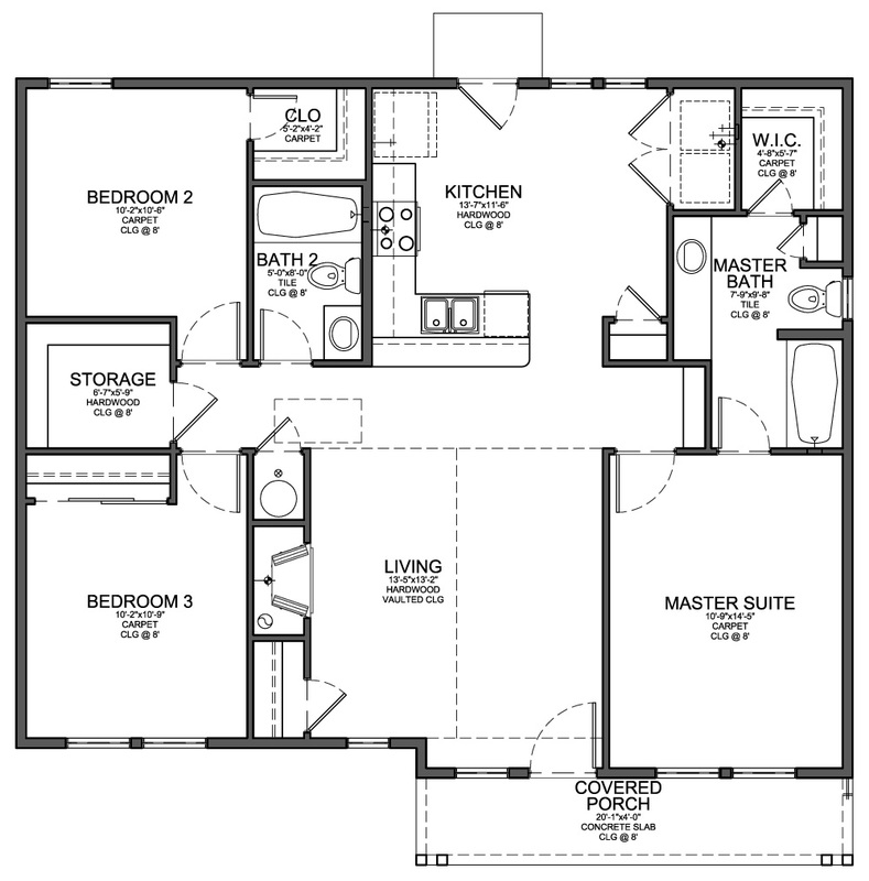 Drafting Services As Built Floor Plans
